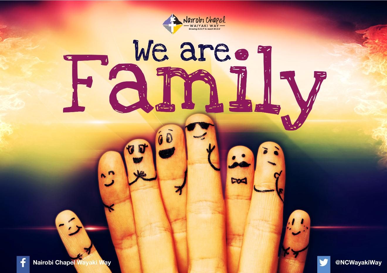 We are Family - Jesus the Bread of Life