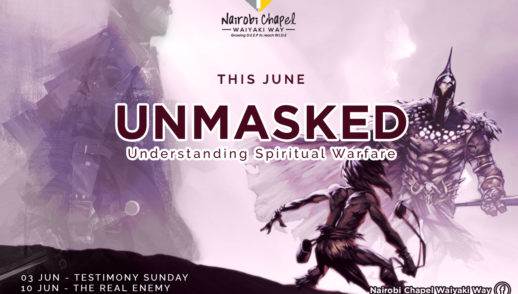 Unmasked: Our Real Victory