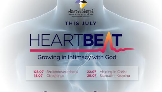 Heartbeat: Keeping the Sabbath