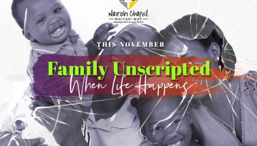 Family Unscripted: Leaving a Legacy - 11th November, 2018