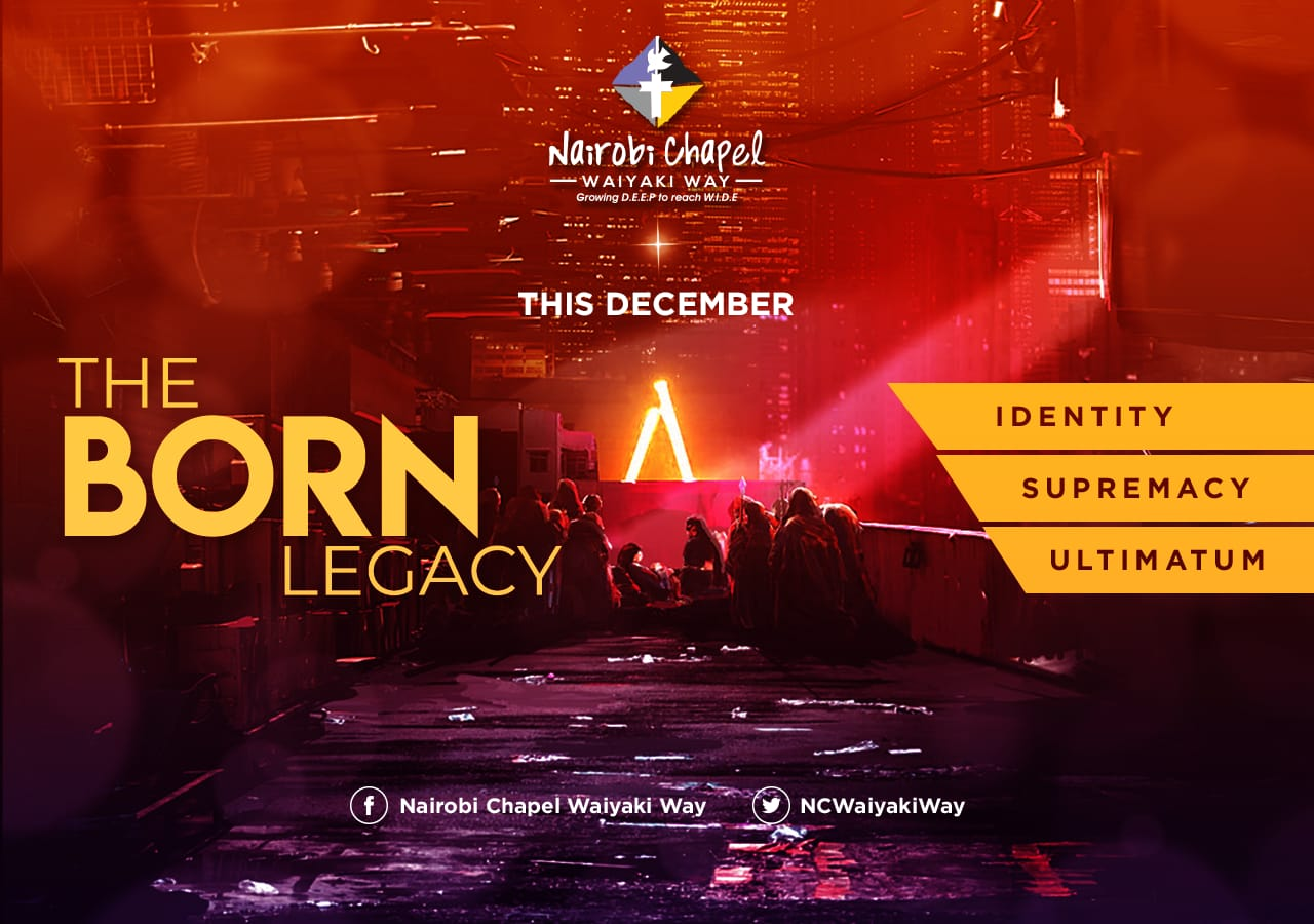 The Born Legacy: The Messianic Conundrum - 9th December, 2018