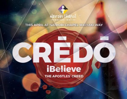 CRĒDŌ – I Believe : We Believe in Jesus Christ and His Virgin Birth