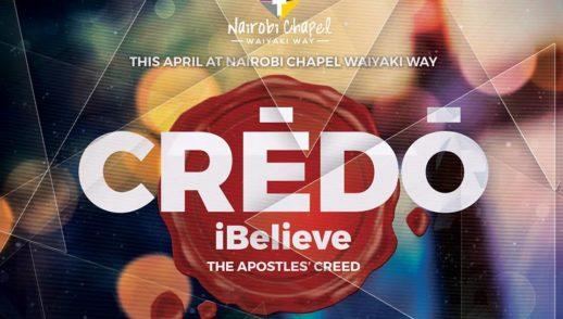 CRĒDŌ – I Believe : We Believe in Jesus Christ and His Virgin Birth