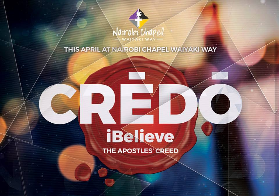 CRĒDŌ : We Believe in Jesus Christ and His Virgin Birth