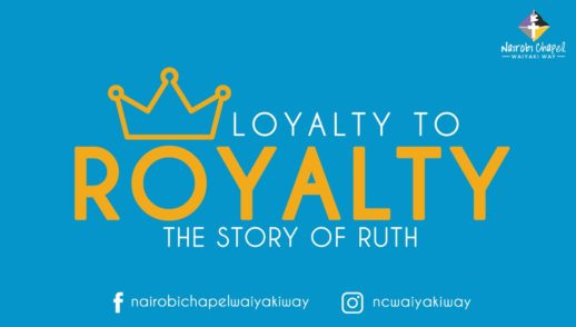 Loyalty to Royalty - God's Second Chances Come With Divine Appointments - Part 4