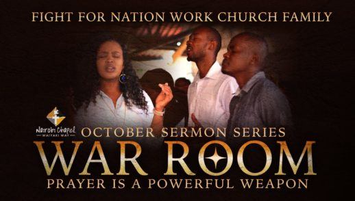 War Room - Fight For The Church